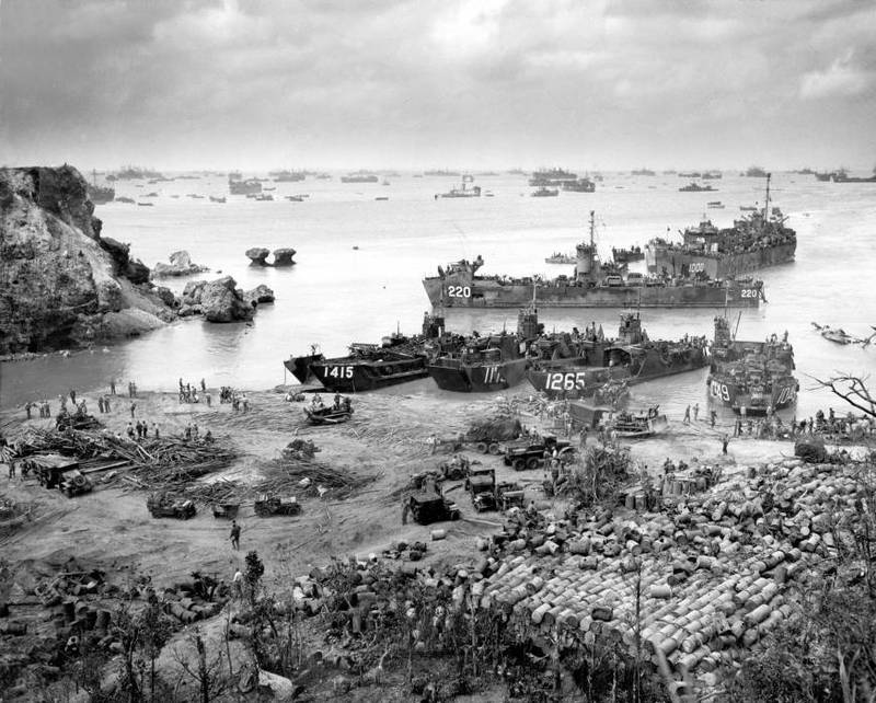 Narratives of World War II in the Pacific · Okinawa: The